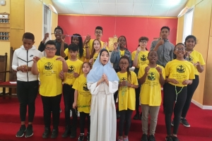 Youth Living Rosary May 2019
