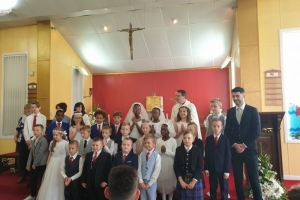 First Holy Communion June 2019